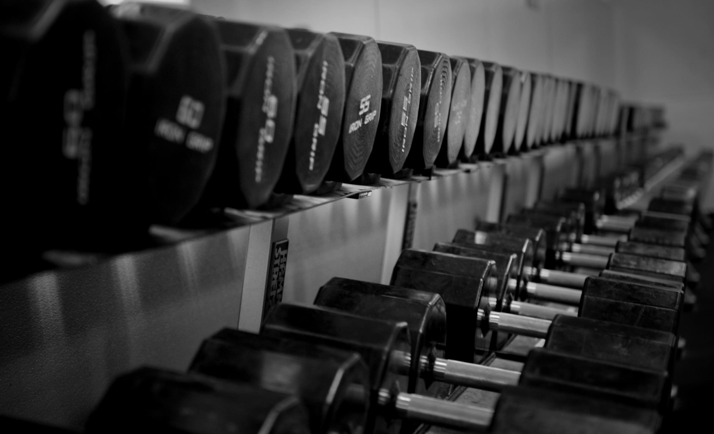 4 Day Dumbbell Workout Routine