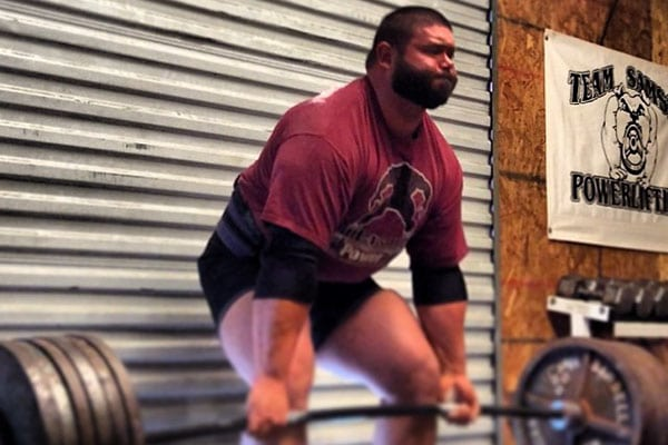 Jonathan Byrd Deadlift