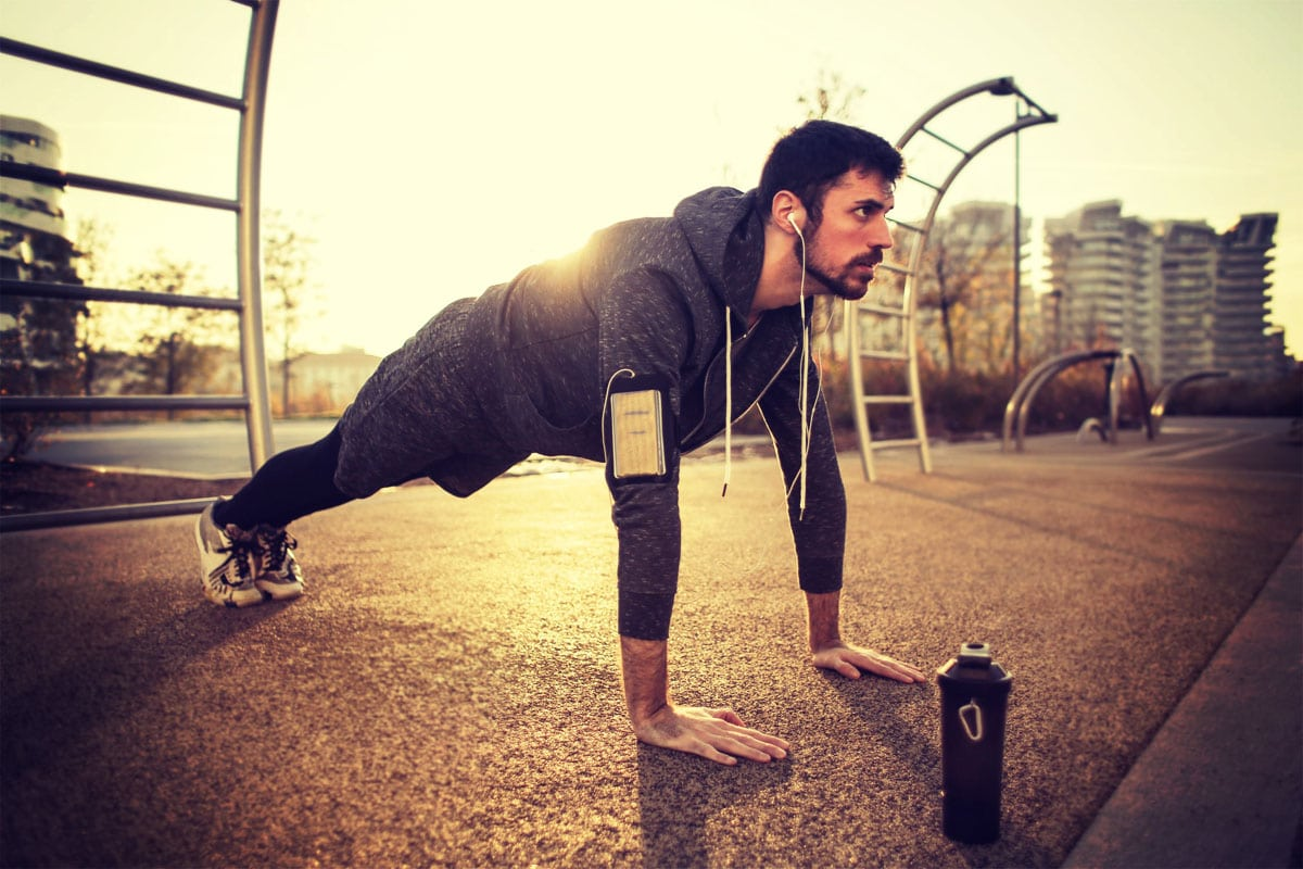 Bodyweight Workout For Teens