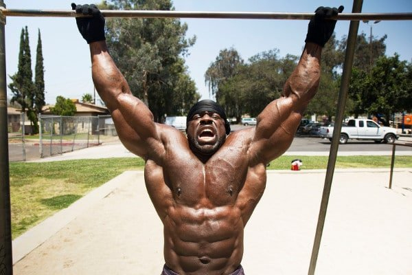 Kali Muscle Bodyweight Workout