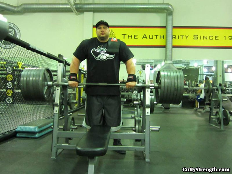 2 Steps To Instantly Increase Your Bench Press