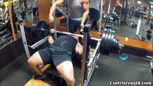 Barbell Only Powerlifting Routine
