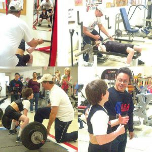 Powerlifting Helps Autism