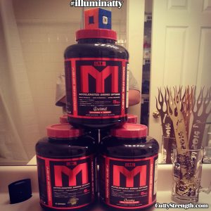 MTS Nutrition Protein