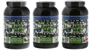 Earth's Whey Flavors