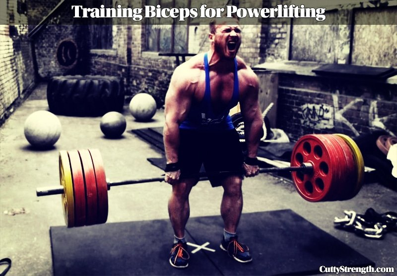 Training Biceps for Powerlifting
