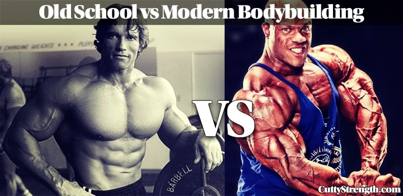 Old School vs Modern Bodybuilding