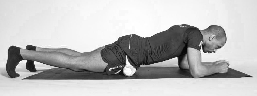 Hip Flexor Foam Roll